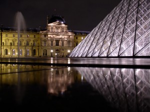 Louvre Paris von Zemzina (flickr)