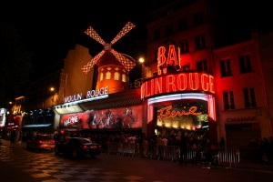 Paris Moulin Rouge von Christine Zenino (flickr)