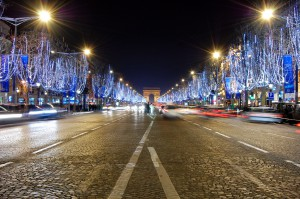 Paris: Champs Elysees von p2bg (flickr)