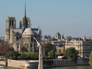 Notre Dame in Paris von dalbera (flickr)