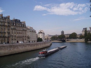 Paris Seine von Ivan Walsh (flickr)